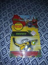 REVVVIT DIECAST FIGURE DINO TRUX REPTOOL ROLLERD NEW TOY