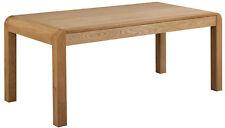 Oak Extending Dining Table Seats 10|Rectangular Wooden Dining Table 180/220cm