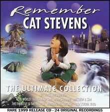 Cat Stevens - The Very Ultimate Best Greatest Hits Collection RARE CD 70's 80's