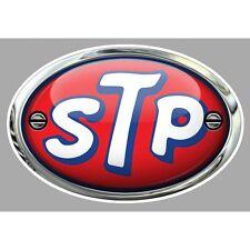 STP Sticker Trompe-l'oeil vinyle laminé