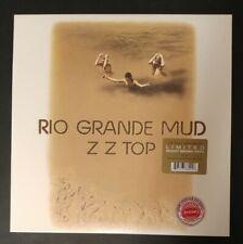 ZZ Top Rio Grande Mud LP Limited Edition Brown Colored Vinyl Sealed!