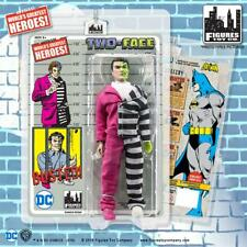 DC Comics Batman Retro 8 inch Action Figure Two-Face [Prison Variant] NEW