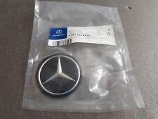 Genuine Mercedes-Benz Steering wheel emblem 62mm R107 W115 W109 W114 A0004640432
