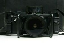 FujiFilm G617 Professional 6x7 120 Panorama Film Camera with 105mm F/8 Lens