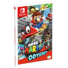 Prima Games 6076004 Super Mario Odyssey Official Guide