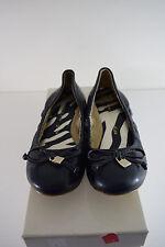 Anne Klein Womens NAVY Shoes Ballet Flats 5 M