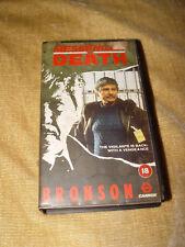 VINTAGE CHARLES BRONSON - MESSENGER OF DEATH VHS VIDEO CASSETTE CHARLES BRONSO