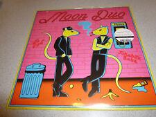 "Moon Duo-No Fun/Jukebox Babe-LIMITED 12"" WHITE VINYL // NOUVEAU & NEUF dans sa boîte"