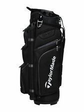 TaylorMade Tm18 Premium Cart Bag Black/charcoal ( Freight Mainland Eastern)