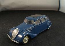 Dubray F Peugeot 402B 1938 Kit monté résine 1/43