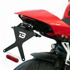 Barracuda Portatarga alluminio Ducati Streetfighter V4 Luce Targa CATADIOTTRO