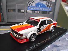 Audi 80 gte #26 audi Motorsport ETCC Berg maestro nowak talla 2 1980 neo resin 1:43