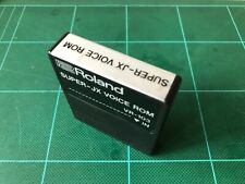 Roland VR-103 SOUND EFFECT 1 ROM PM-JX10-03 FOR JX-10 / MKS-70 Free shipping!!