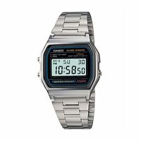 Casio A158WA-1 Wrist Watch for Men