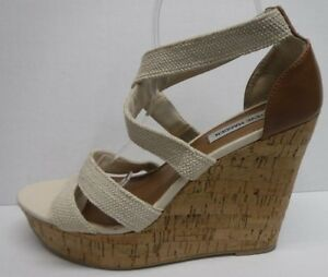 Steve Madden Size 11 Platform Wedge Sandals New Womens Shoes