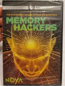 Memory Hackers: The Mysterious Nature of How We Remember PBS NOVA DVD 2016 NEW