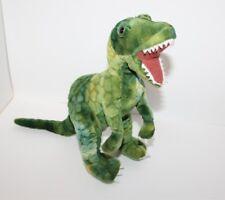 "Jurassic World Velociraptor Plush Toy Hunter Leisure 11"""