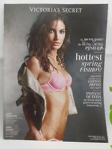 Victoria's Secret catalog SPRING FASHION 2014