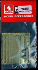 Brengun Models 1/72 LETOV S-328 SKI LANDING GEAR Resin & Photo Etch Detail Set
