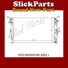 MERCEDES VITO VIANO RADIATOR 2.2 3.0 3.2 3.5 3.7 2003 >  *NEW*