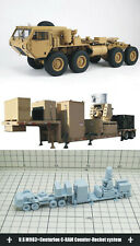 1/144 RESIN KITS U.S M983+Centurion C-RAM Counter-Rocket system