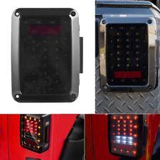 For 07-16 Jeep Wrangler JK LED Tail Lights Rear Brake Turn Reverse Right Lamps