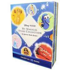 Disney Pixar My Magical Story 15 Books Collection - Ages 5-7 Slipcase Paperback