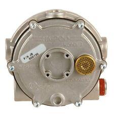 IMPCO JB Forklift Fuel Converter w/ Blue Spring Propane Gas Lpg Regulator Vap...
