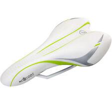 Sella bicicletta No Code MTB / Trekking soft-confort Insider  bianca - verde