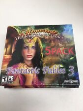 Darkness & Flame MISSING MEMORIES Amazing Hidden Object Games 5 PACK PC Game NEW