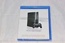 Welcome to Playstation 3 Blu Ray Disc Brand New