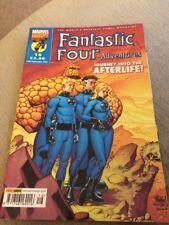 FANTASTIC FOUR ADVENTURES Marvel Comic #16  Sept 2006 Journey Into The Afterlife