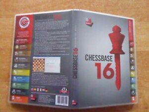 Die neue Chessbase 16 Datenbank (Vollversion) aus 2. Hand