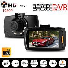 HD 1080P Auto Car DVR Camera Dash Video Recorder LCD G-sensor Night Vision JS