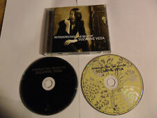 SUZANNE VEGA - Retrospective: The Best (2CD 2003)