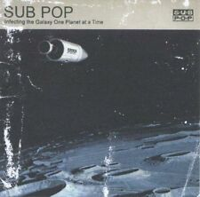 Album Sampler Music Sub Pop CDs