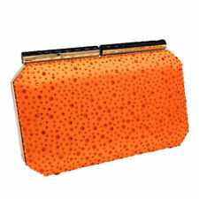 Acrylic Clasp Women Crystal Evening Envelope Clutch Bag Party Cocktail Handbag