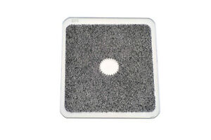 Kood P Größe Rechteckig Filter 84mm Grau Mitte Punkt Klar für Cokin P