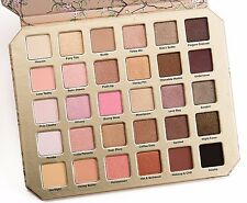 Too Faced Natural Love Ultimate Neutral Eye Shadow Collection - New In Box