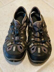 Merrell All Out Blaze Sieve Hiking Shoes Sandals Black J65239 Men's Size 10