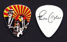 Elvis Costello Signature Caricature Guitar Pick - 2014