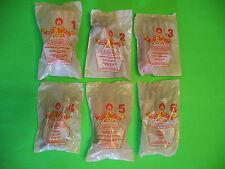 2002 McDonalds - Madame Alexander - set of 6 *MIP*