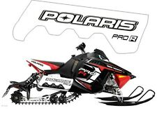 POLARIS RUSH PRO INDY RMK  600 800 PRO R 120 136 SHORT TUNNEL  DECAL STICKER 2