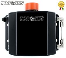 Torques 1 Litre Capacity AN-6 (-6AN) Oil Breather Catch Tank Can Anodized Black