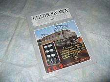 RIVISTA L'ELETTROTECNICA AEI N.1 1/1936 C.G.S. LOCOMOTORE 3000V FORNO EL. C.G.E