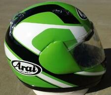 Arai Quantum f Chandler Green FREE ship option Kawasaki motorcycle helmet
