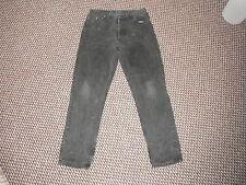 "Principles Classic Fit Waist 34 Leg 32"" Black Faded Ladies Jeans"
