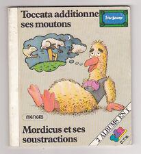 1, rue Sésame Toccata additionne ses moutons + Mordicus et ses soustractions