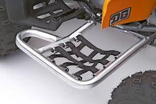 Tusk Comp Series Nerf Bars Silver TRX 250EX and TRX 250X 2001-17 Blk Webbing