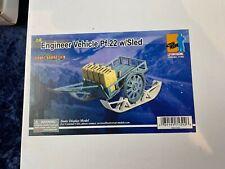 Cyber-Hobby German Engineering Vehicle Pf.22 w/Sled & Equipment